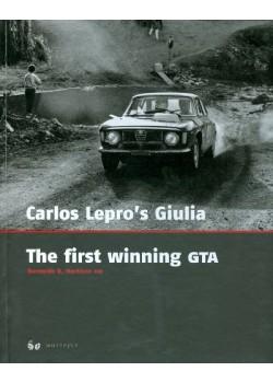 CARLOS LEPRO'S GIULIA - THE FIRST WINNING GTA