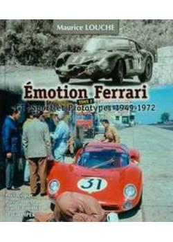 EMOTION FERRARI TOME 2