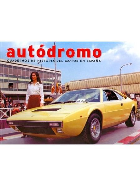 AUTODROMO N°2 CUADERNOS DE HISTORIA DEL MOTOR