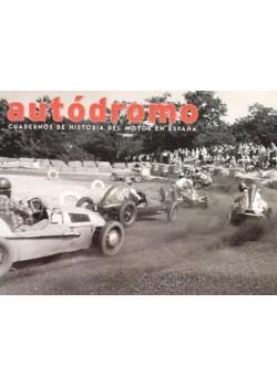 AUTODROMO N°9 CUADERNOS DE HISTORIA DEL MOTOR