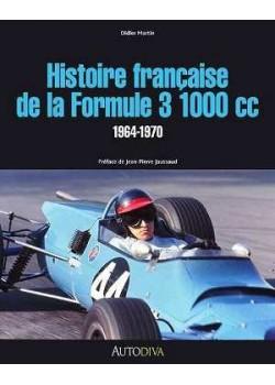 HISTOIRE FRANCAISE DE LA F3 1000cc