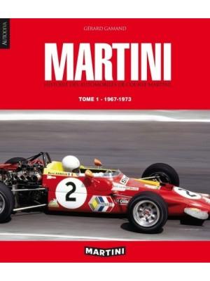 MARTINI TOME 1 DE 1967 A 1973
