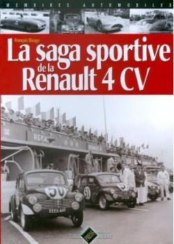LA SAGA SPORTIVE DE LA RENAULT 4CV