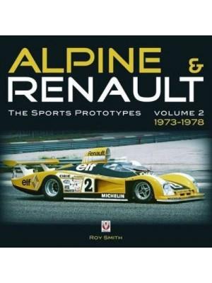 ALPINE & RENAULT THE SPORT PROTOTYPES 1973-1978 - VOL.2