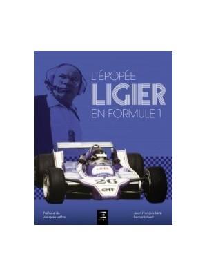 L'EPOPEE LIGIER EN FORMULE 1