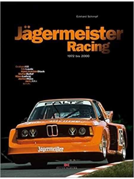 JAGERMEISTER RACING 1972 TO 2000