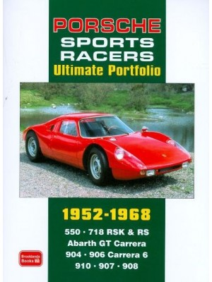 PORSCHE SPORTS RACERS ULTIMATE PORTFOLIO