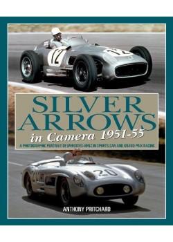 SILVER ARROWS IN CAMERA 1951-1955 - ... MERCEDES-BENZ