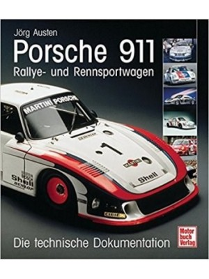 PORSCHE 911 RALLYE UND RENNSPORTWAGEN