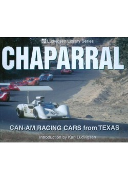 CHAPARRAL CAN AM RACING CARS FROM TEXAS