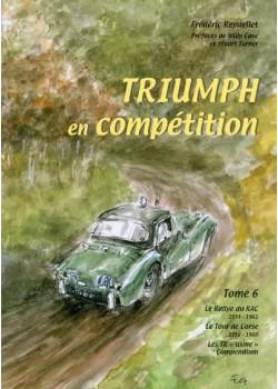 LES TRIUMPH EN COMPETITION T6