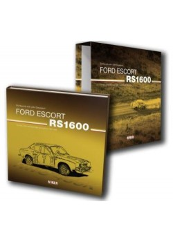 FORD ESCORT RS 1600 - SAFARI 1972
