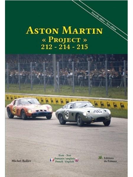 "ASTON MARTIN ""PROJECT"" 212-214-215"