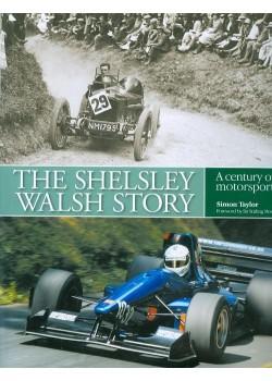 THE SHELSLEY WALSH STORY - A CENTURY OF MOTORSPORT