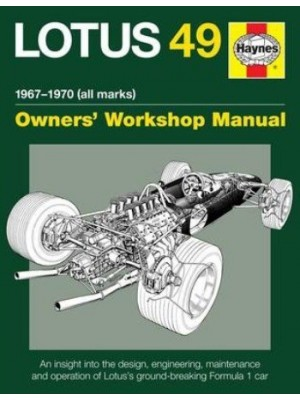 LOTUS 49 OWNER'S WORKSHOP MANUAL