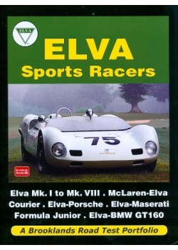 ELVA SPORTS RACERS - ROAD TEST PORTFOLIO