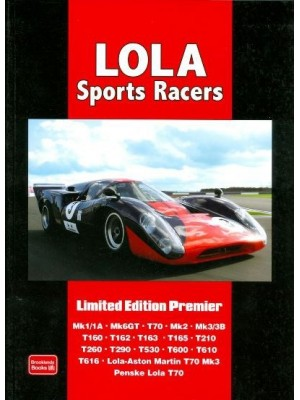 LOLA SPORTS RACERS - LIMITED EDITION PREMIER