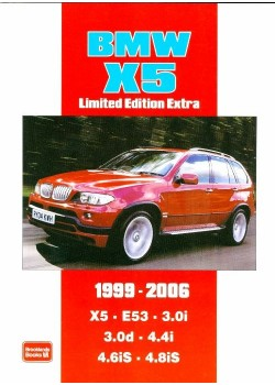 BMW X5 1999-2006 LIMITED EDITION EXTRA
