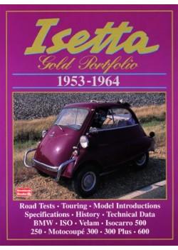 ISETTA BMW ISO VELAM 1953-1964 GOLD PORTFOLIO