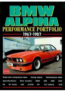 BMW ALPINA - PERFORMANCE PORTFOLIO - 1967-87