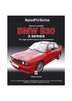 HOW TO MODIFY BMW E30 3 SERIES