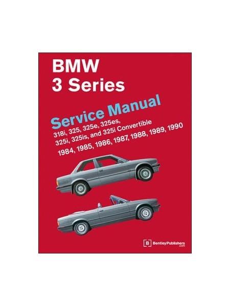 BMW 3 SERIES - SERVICE MANUAL (E30) 1984-1990