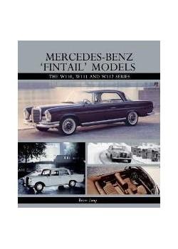 "MERCEDES BENZ ""FINTAIL"" MODELS : W110-111-112 SERIES"