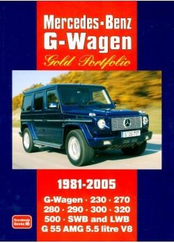 MERCEDES G-WAGEN 1981-2005 - GOLD PORTFOLIO