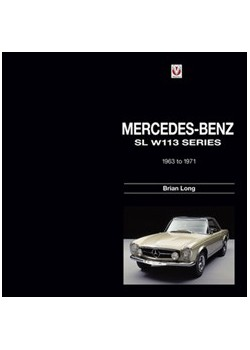 MERCEDES-BENZ SL W113 SERIES 1963 TO 1971