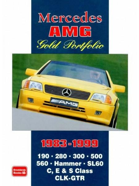 MERCEDES AMG 1983-99 - GOLD PORTFOLIO