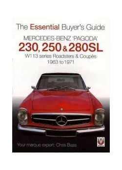 MERCEDES PAGODA BUYER'S GUIDE