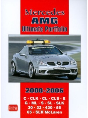 MERCEDES AMG 2000-06 ULTIMATE PORTFOLIO