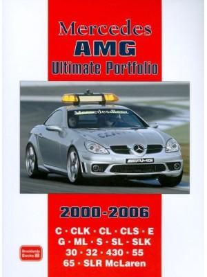 MERCEDES AMG 2000-06 ULTIMATE PORTFOLIO