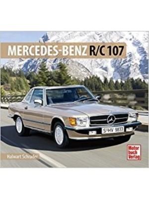 MERCEDES-BENZ R/C 107  SCHRADER TYPEN CHRONIK