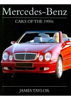 MERCEDES-BENZ - CARS OF THE 1990s