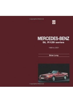 MERCEDES-BENZ SL R129 SERIES -1989 TO 2001