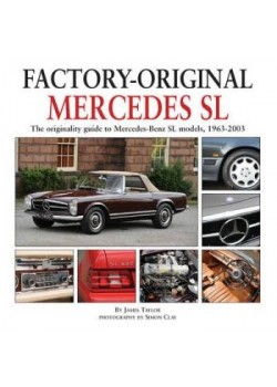 FACTORY-ORIGINAL MERCEDES SL & SLC 1963-2003