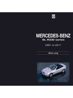 MERCEDES-BENZ SL R230 SERIES - 2001 TO 2011