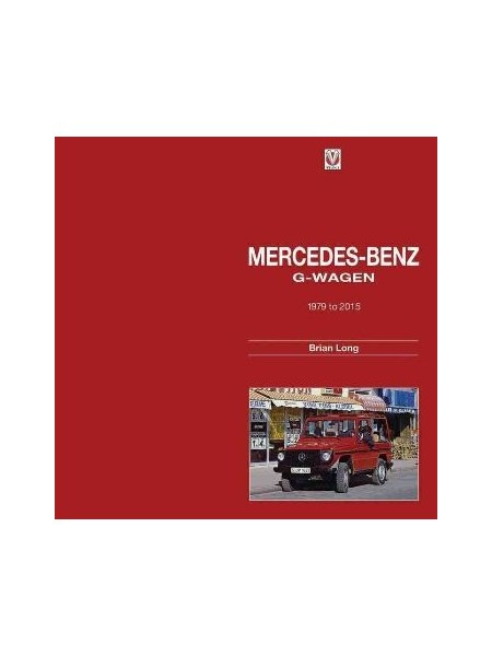 MERCEDES BENZ G-WAGEN 1979 TO 2015