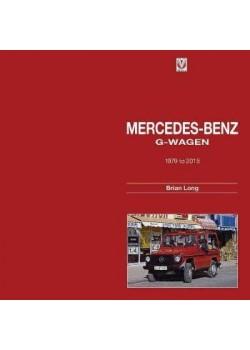 MERCEDES BENZ G-WAGEN 1979 TO 2015