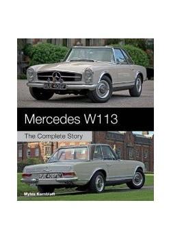 MERCEDES W113