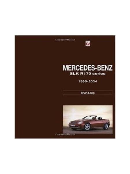 MERCEDES BENZ SLK R170 SERIES 1996-2004