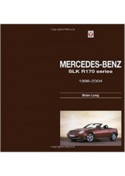 MERCEDES BENZ SLK R170 SERIES 1996-2004