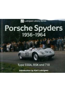 PORSCHE SPYDERS 1956-1964