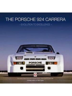 PORSCHE 924 CARRERA - EVOLUTION TO EXCELLENCE