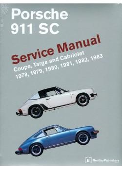 PORSCHE 911 SC - SERVICE MANUAL 1978-1983
