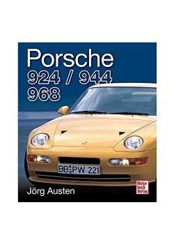 PORSCHE 924-944-968 DIE TECHNISCHE DOKUMENTATION