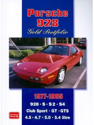 PORSCHE 928 1977-95 GOLD PORTFOLIO