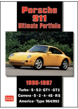 PORSCHE 911 1990-1997 - ULTIMATE PORTFOLIO