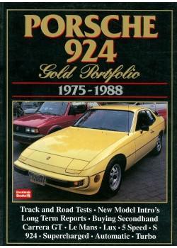 PORSCHE 924 1975-88 - GOLD PORTFOLIO